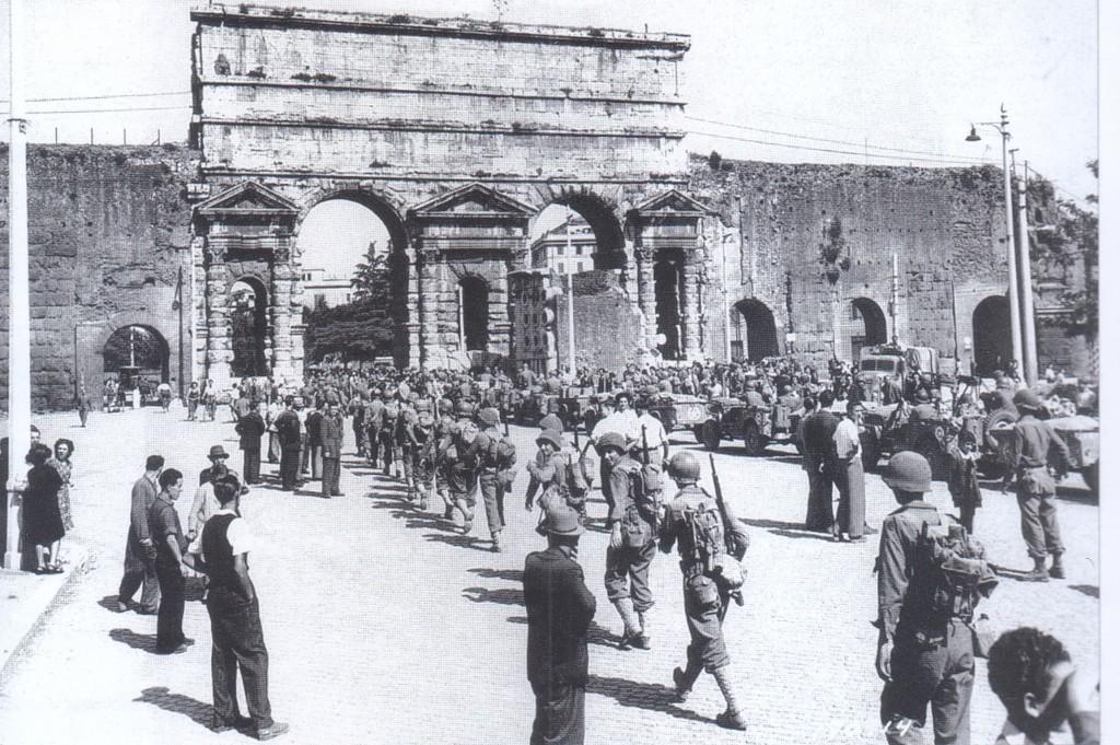 Roma, 5 giugno 1945