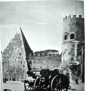 1943 ROMA Porta San Paolo