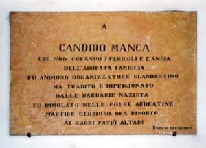 CANDIDIO VIA CHIANA 35 400