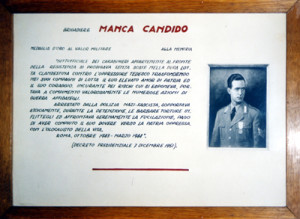 CANDIDO via tasso 400
