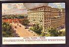 hotel flora vecchia