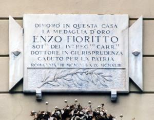 FIORITTO Via Bruno Buozzi 12 - 400