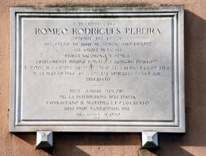 RODRIGUES PEREIRA Romeo via san saba 12 - 400