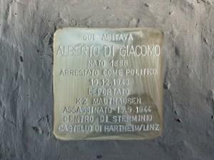 Alberto di Giacomo