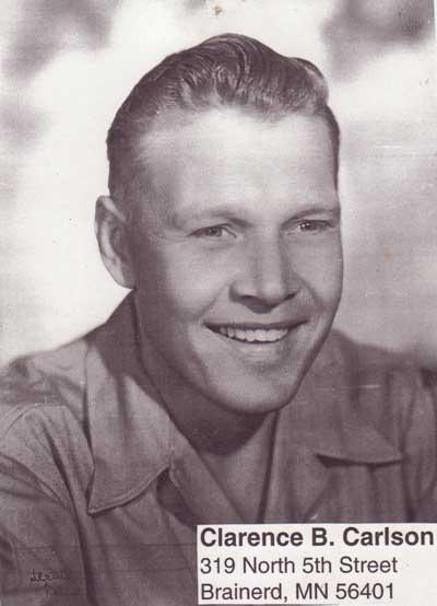 Clarence B. CARISON