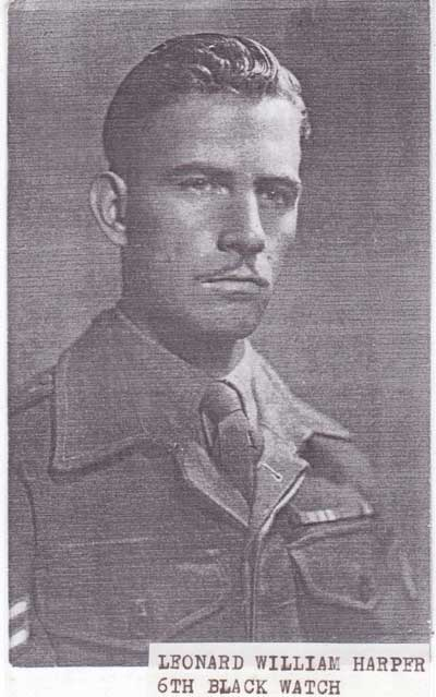 Leonard Wlliam HARPER