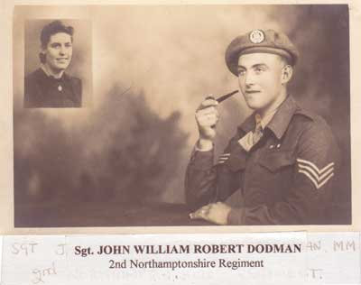 John William DODMAN