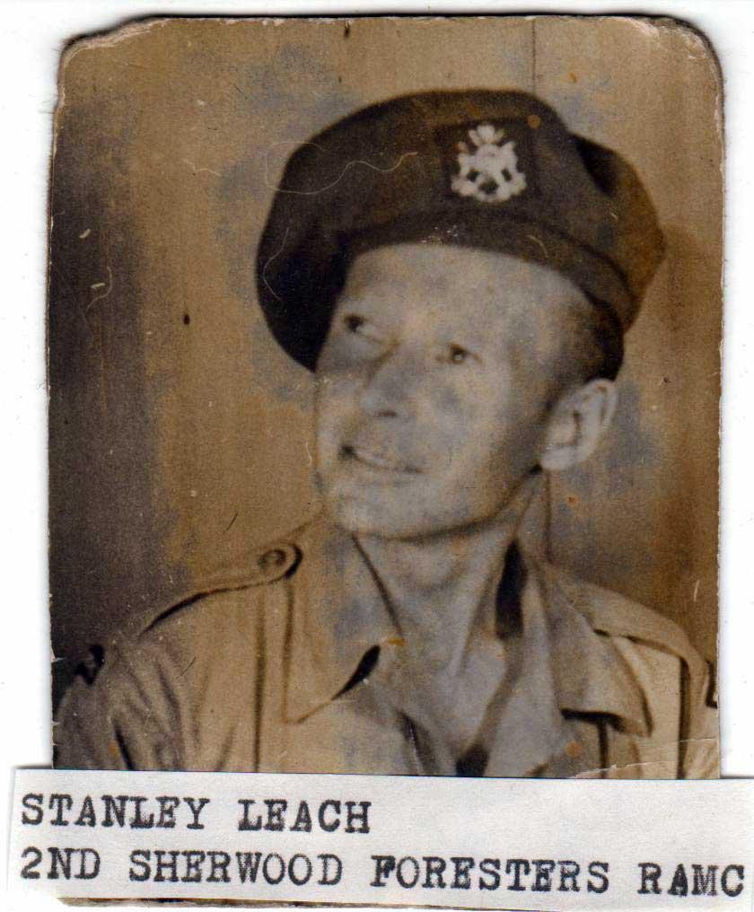 Stanley LEACH