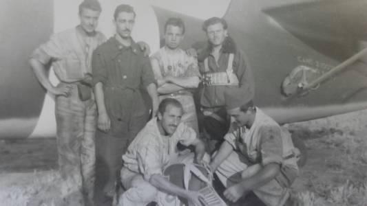Corrado FIOR (il primo in alto da destra)