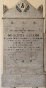 DE SANTIS Abramo 1915 Anni 20