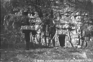 PODGORA 17 novembre 1917
