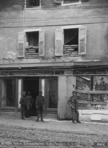 GORIZIA 31 ottobre 1917