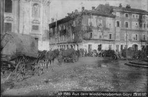 GORIZIA 29 ottobre 1917