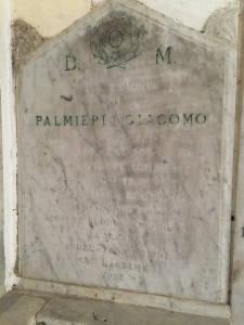 PALMIERI Giacomo 1916 Anni 20