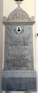 SOLDATI Filippo 1915 Anni 31