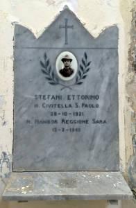 STEFANI Ettorino 1945 Anni 24