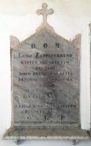 ZAPPATERRENO Luigi 1914 Anni 76