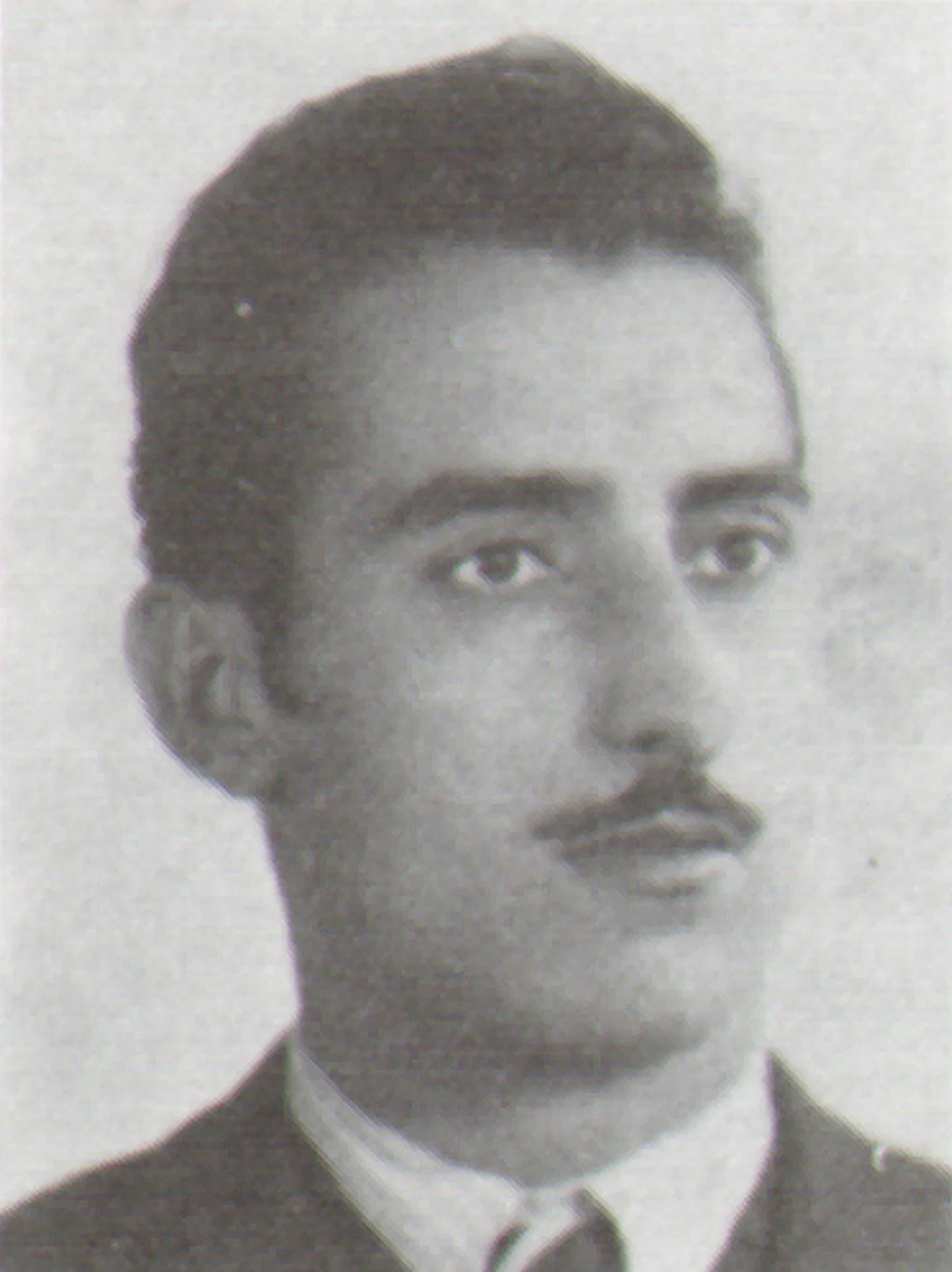 Fantini Vittorio 1918