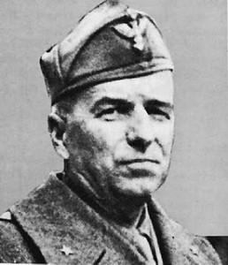 Generale Vittorio Ambrosio: capo di Stato Maggiore generale dal febbraio al novembre del 1943.