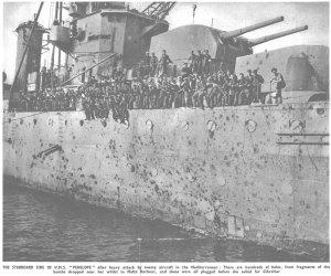 Affondata il 18 febbraio 1944 dall'U-410