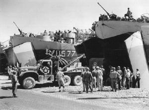 L.S.T. (Landing Ship Tank )