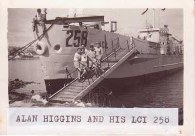 Alan HIGGINS