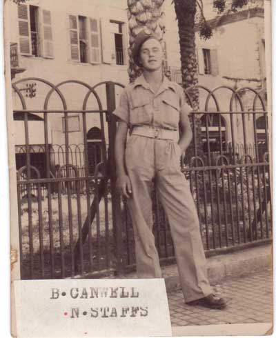 Bill CANWELL