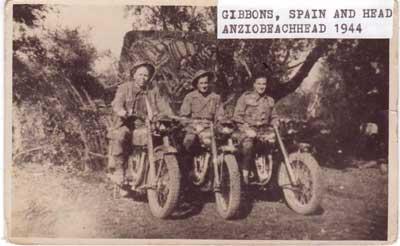 GIBBONS, SPAIN, HEAD