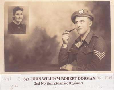 John William DODMAN