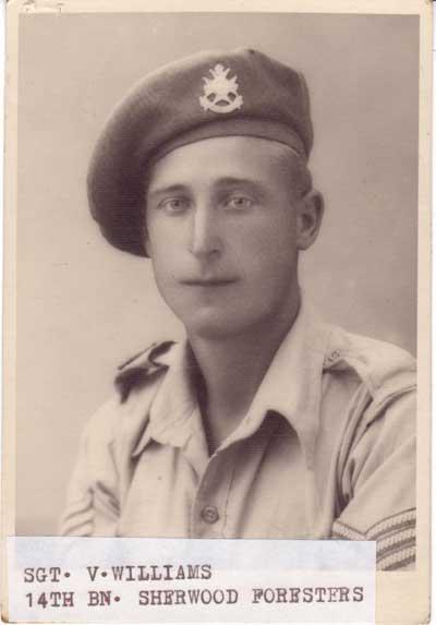 V. WILLIAMS