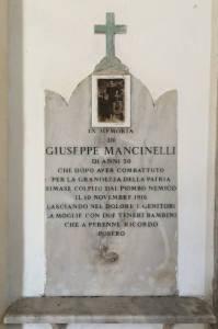 MANCINELLI Giuseppe 1916 Anni 30