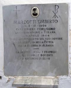 MARZOTTI Umberto 1944 Anni 36