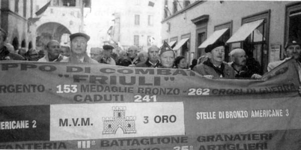 """""""Friulini"""" sempre presenti"""