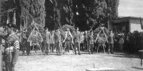 La Brigata Friuli rende omaggio ai caduti del Gruppo di combattimento Friuli